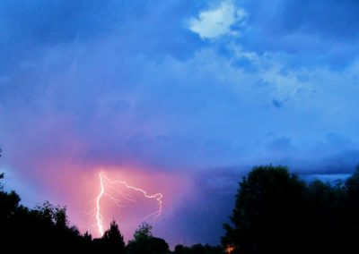 Storm—Colorado, 2009
