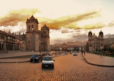 Sunglow—Cusco, Peru, 2011