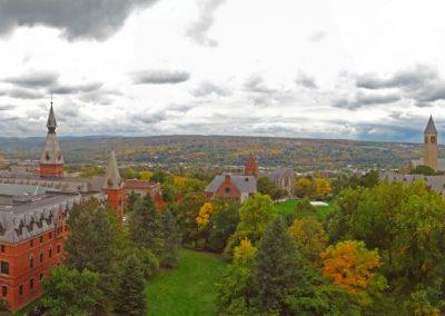 My alma mater, Cornell—Ithaca, New York, 2012