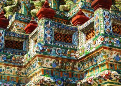 Temple—Bangkok, Thailand, 2013