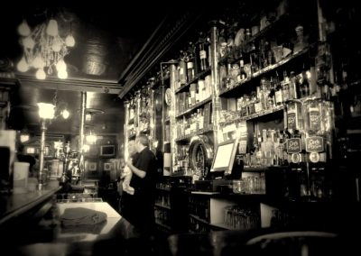 Bar—Dublin, Ireland, 2013