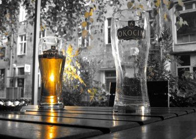 Beer—Krakow, Poland, 2008
