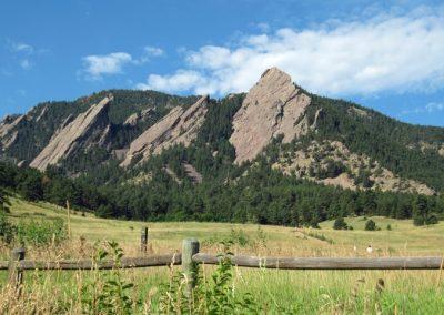 Flatirons—Boulder, Colorado, 2009