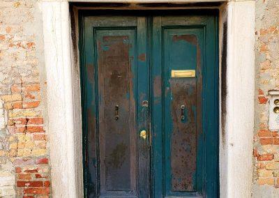 Venice doorway, 2018