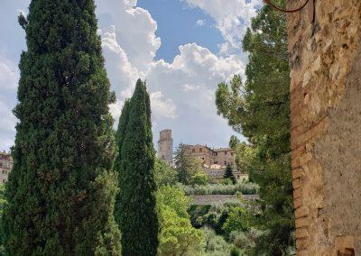 San Gimignano, Italy, 2018