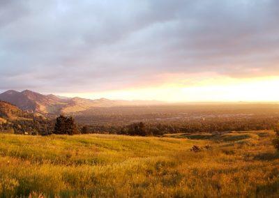 Boulder Sunrise, 2018